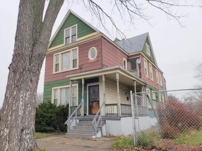 Detroit Multi Family Home For Sale: 3938 Mitchell Street