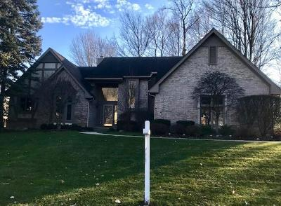 Novi Single Family Home For Sale: 43481 Serenity Drive