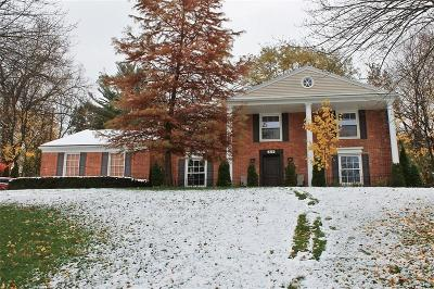 Bloomfield Twp Single Family Home For Sale: 819 Shady Hollow Circle