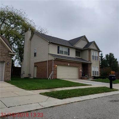 Pontiac Single Family Home For Sale: 512 Brady Lane