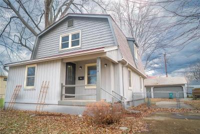 Berkley Single Family Home For Sale: 2814 Wakefield