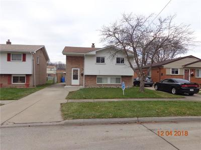 Dearborn Heights Single Family Home For Sale: 5949 Norborne Avenue