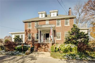 Oakland County, Wayne County Single Family Home For Sale: 40158 Warren Road