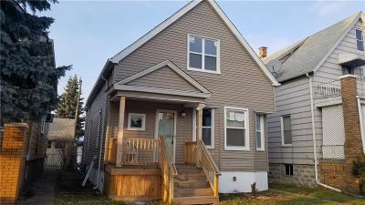 Hamtramck Single Family Home For Sale: 2229 Evaline Street