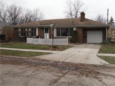 Eastpointe Single Family Home For Sale: 23773 Petersburg Avenue
