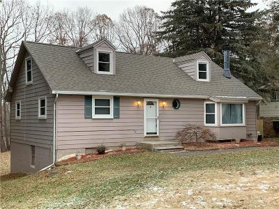 Single Family Home For Sale: 6600 Nadette