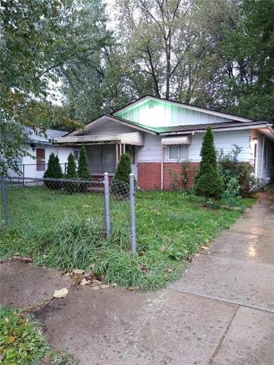 Pontiac Single Family Home For Sale: 731 N Blaine Avenue