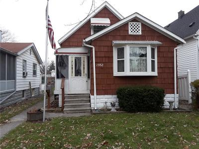 Wyandotte Single Family Home For Sale: 1568 Chestnut Street