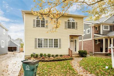 Birmingham MI Single Family Home For Sale: $524,900
