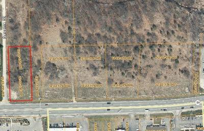 Oakland County Commercial Lots & Land For Sale: Highland Road