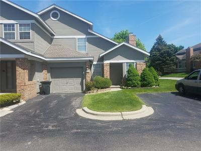 West Bloomfield, West Bloomfield Twp Condo/Townhouse For Sale: 6797 Stonehedge Court #129