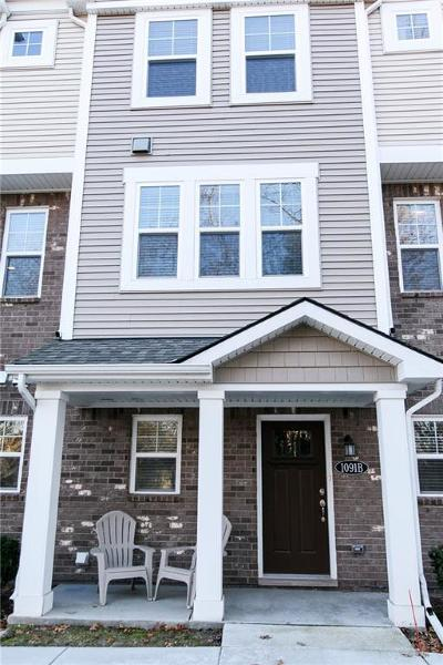 Royal Oak Condo/Townhouse For Sale: 1091 N Sherman Dr #3