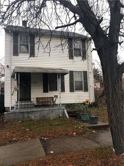 Detroit Single Family Home For Sale: 3780 Richton Street