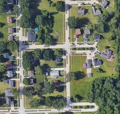 Romulus Residential Lots & Land For Sale: Columbus Rd/Hazel Court