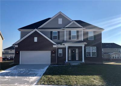 Lake Orion, Orion Twp, Clarkston, Independence Twp, Oxford Single Family Home For Sale: 2227 Findley Circle