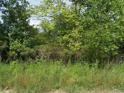 Hartland Twp MI Residential Lots & Land For Sale: $62,500
