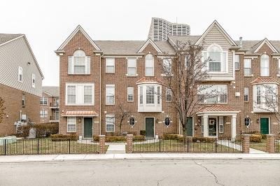 Southfield Condo/Townhouse For Sale: 20212 Boardwalk Boulevard