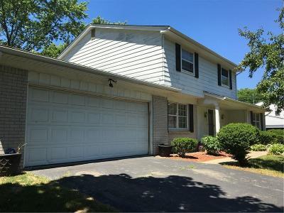 Macomb County, Oakland County Single Family Home For Sale: 7480 Saint Auburn Drv