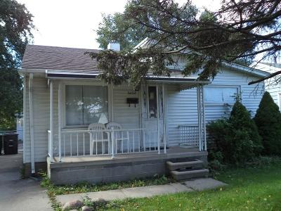 Single Family Home For Sale: 6028 Huron Street