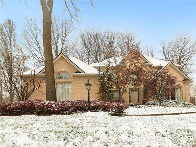 Northville Single Family Home For Sale: 39714 Woodside Drive N