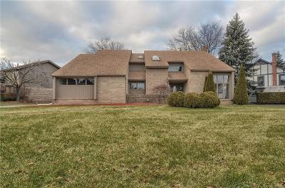 West Bloomfield Twp Single Family Home For Sale: 4606 Strandwyck Road