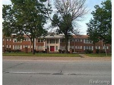 Redford Twp Condo/Townhouse For Sale: 25301 Five Mile Road #215