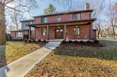 Dearborn Single Family Home For Sale: 700 S Lafayette Street