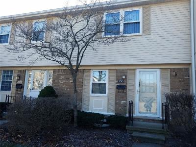 Troy Condo/Townhouse For Sale: 5345 Breeze Hill Pl #677