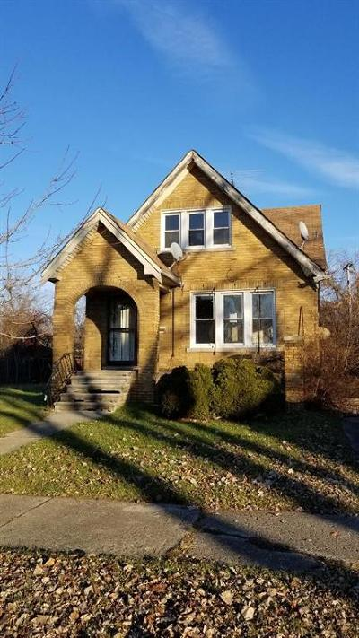 Detroit MI Multi Family Home For Sale: $24,900