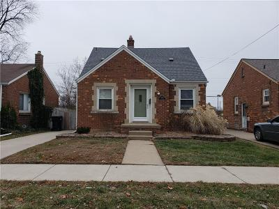 Wyandotte Single Family Home For Sale: 1450 23rd Street