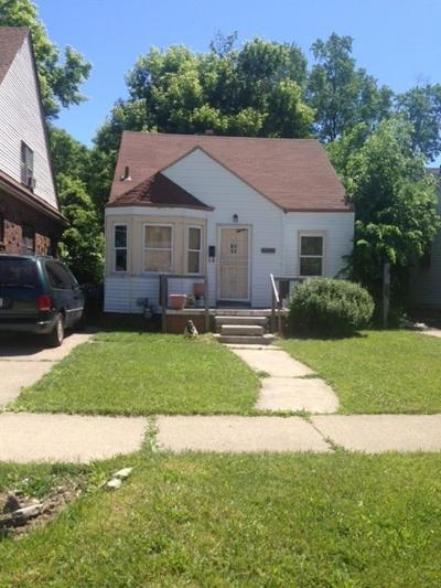 Macomb County, Oakland County, Wayne County Single Family Home For Sale: 12030 Montrose Street