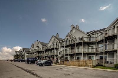 Harrison Twp Condo/Townhouse For Sale: 37522 Jefferson Avenue #302