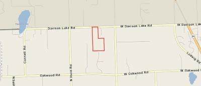 Brandon Twp Residential Lots & Land For Sale: Harwood