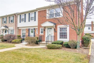 Royal Oak, Royal Oak Twp Condo/Townhouse For Sale: 3402 Benjamin Avenue