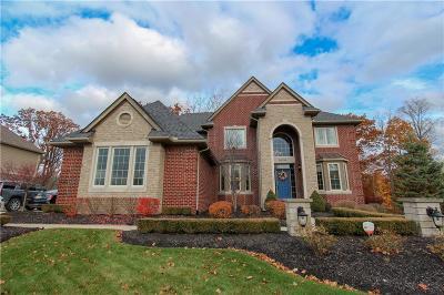 Novi Single Family Home For Sale: 50596 Glades Court E