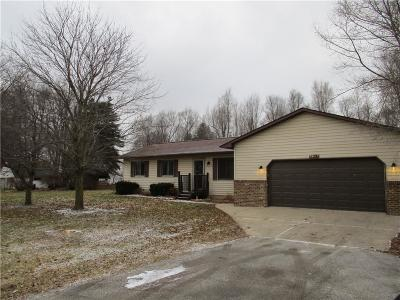 Single Family Home For Sale: 3965 Imlay City Road