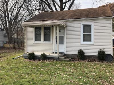 Livonia Single Family Home For Sale: 19435 Inkster Road