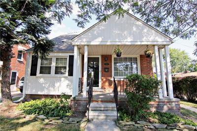 Wyandotte Single Family Home For Sale: 1685 20th Street