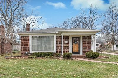 Single Family Home For Sale: 22781 Frederick Avenue