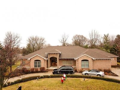 Clinton Twp Single Family Home For Sale: 18500 Tara Drive