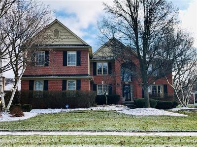 Novi Single Family Home For Sale: 20926 Chase Drive