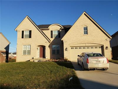 Novi Single Family Home For Sale: 27480 Pamplona Lane