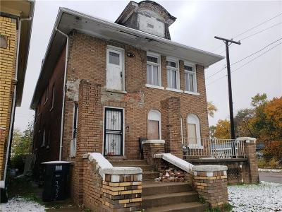 Multi Family Home For Sale: 9759 Broadstreet Avenue