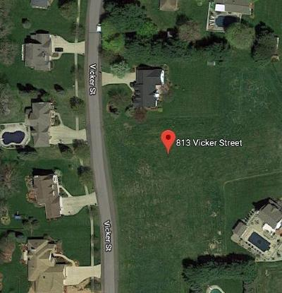 Kalamazoo County Residential Lots & Land For Sale: 813 Vicker Street