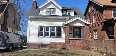 Detroit Single Family Home For Sale: 11721 Rosemary St