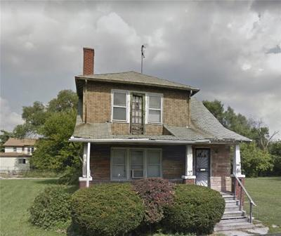 Detroit Single Family Home For Sale: 9754 Quincy Street