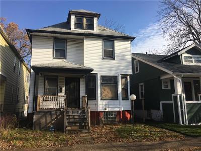 Detroit Single Family Home For Sale: 2426 Beals Street