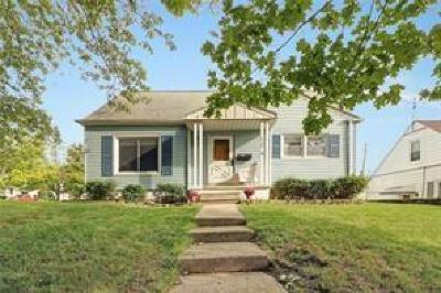 Ann Arbor Single Family Home For Sale: 2104 Alice