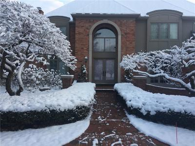 Bloomfield Twp Single Family Home For Sale: 2839 Chestnut Run Drive