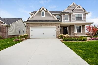 Bruce Twp Single Family Home For Sale: 71652 Julius Drive